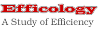 Welcome to Efficology: A Study of Efficiency